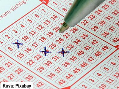 Lotto numerot